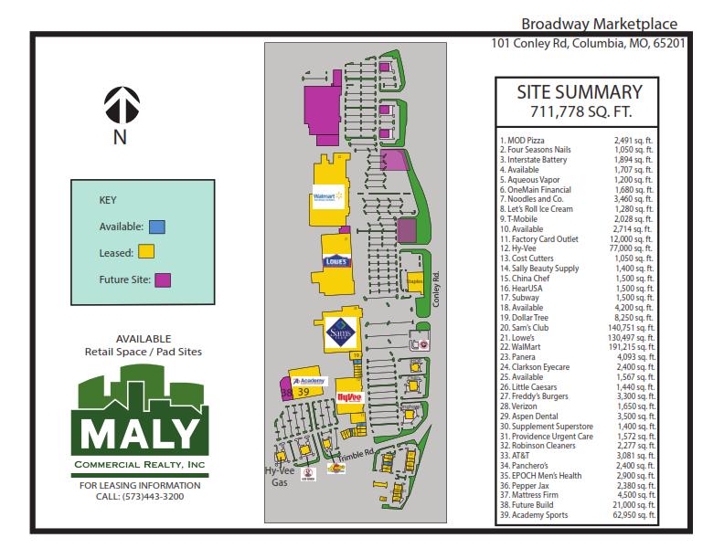 Broadway Marketplace-Unit 18