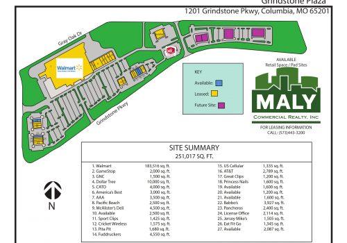 Grindstone Plaza – 6 acres
