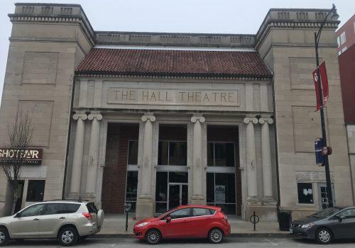 102 S 9th  Street – Hall Theatre