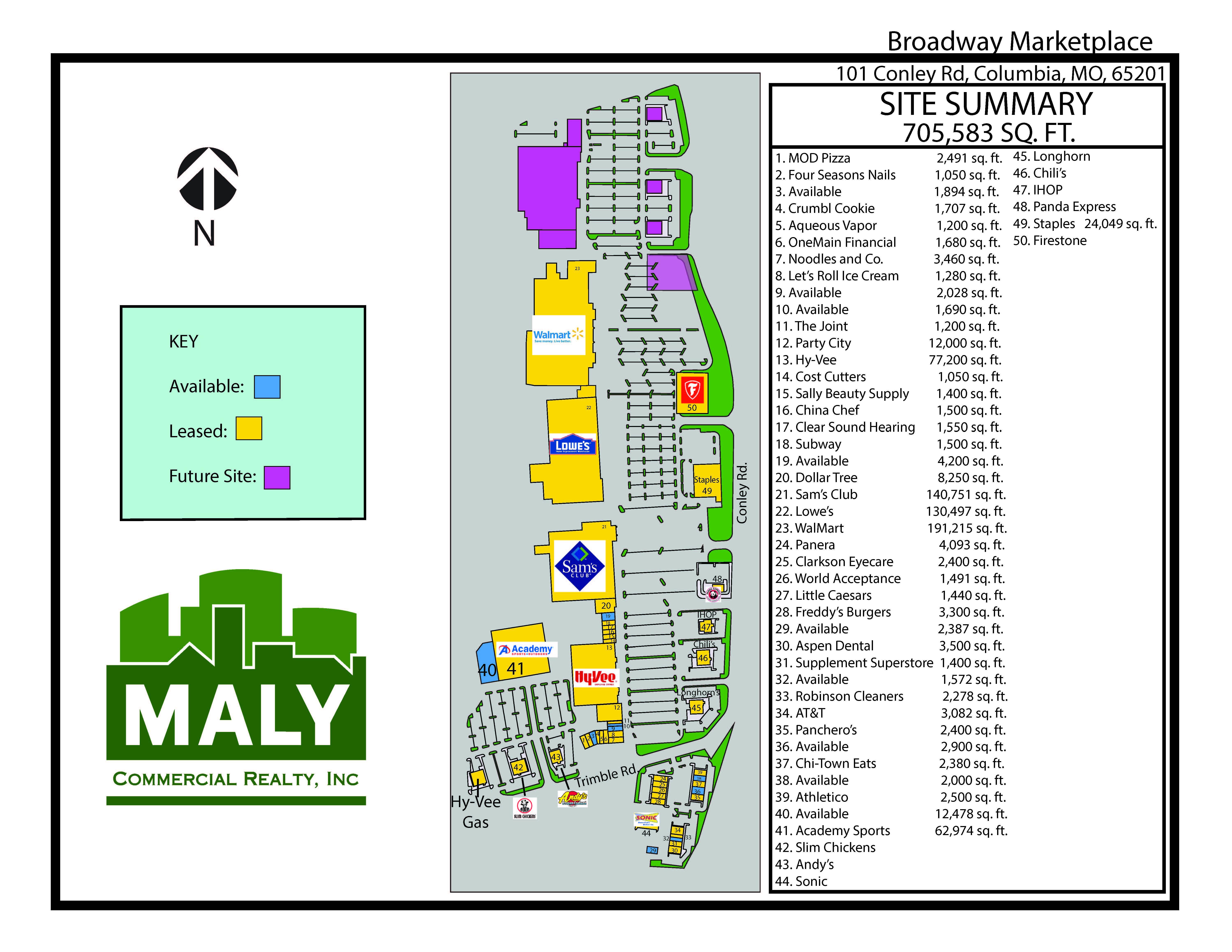 Broadway Marketplace-Unit 4