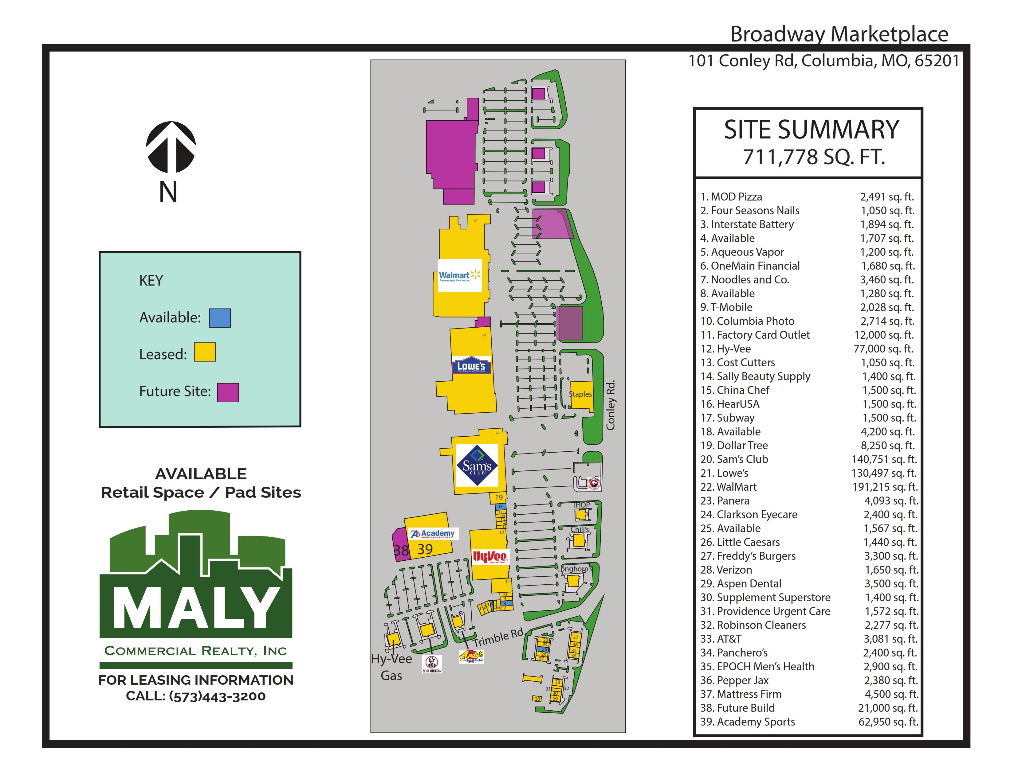 Broadway Marketplace-Unit 38