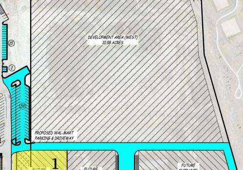 Broadway MarketPlace- .98 Acre Pad Site 1
