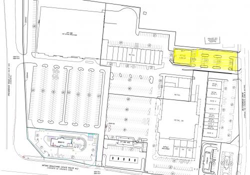 Rock Bridge Shopping Center-6000 SF Future Build