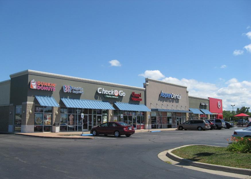 Shoppes at Michigan City