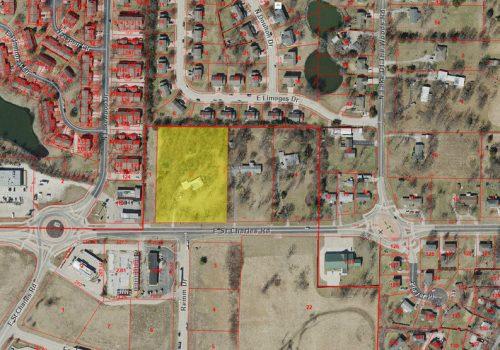 St. Charles Rd & I-70-2.92 Acres