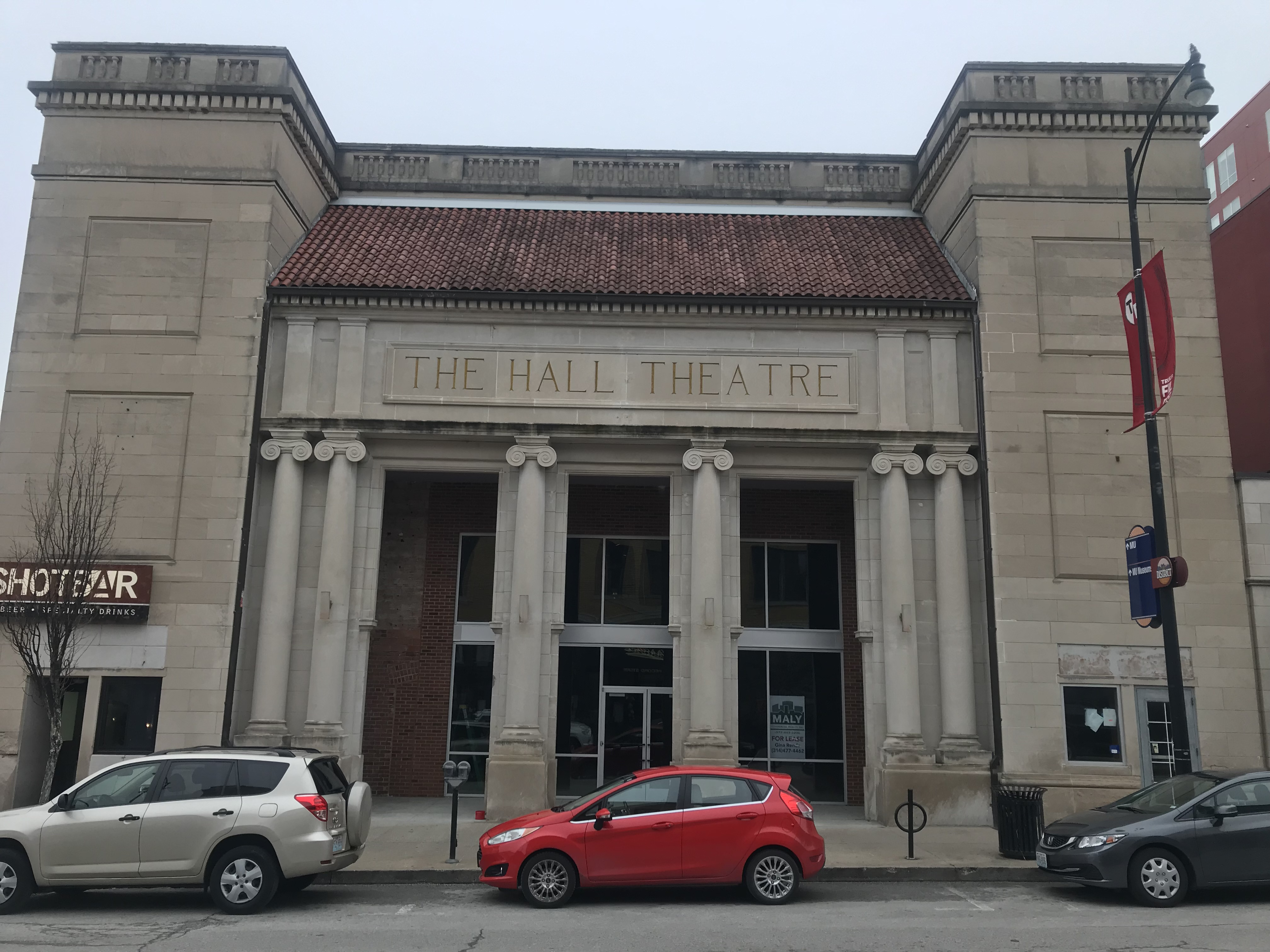 102 S 9th  Street – Hall Theatre