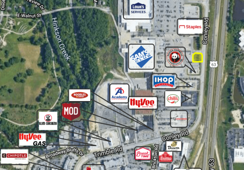 Broadway MarketPlace- .44 Acre Pad Site