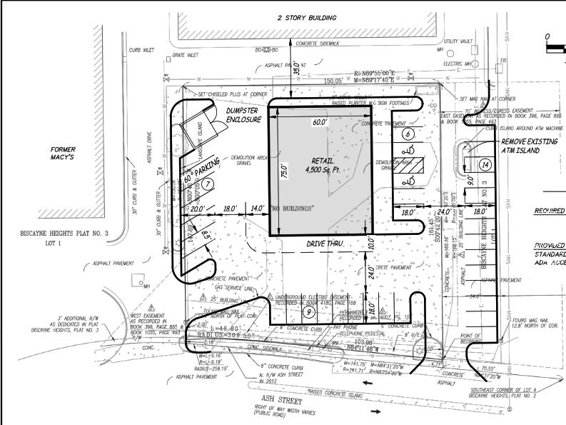 Ash & Stadium Blvd- .65 Acre Pad Site