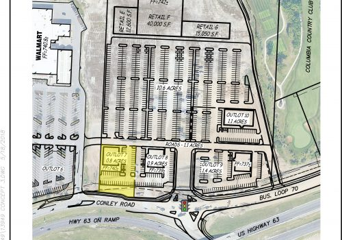 Broadway MarketPlace- .98 Acre Pad Site 2
