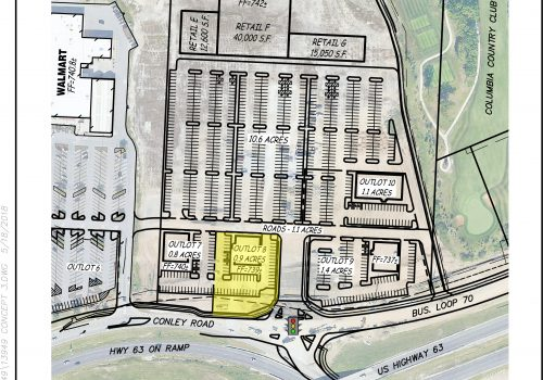 Broadway MarketPlace- 0.90 Acres Outlot 8