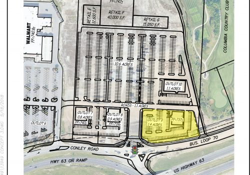 Broadway MarketPlace- 1.4 Acre Pad Site 9