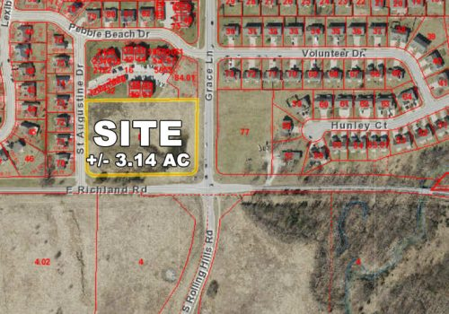 3.14 Acres-Richland Road & Grace Lane