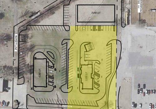 University Center 0.50 Acre Pad Site