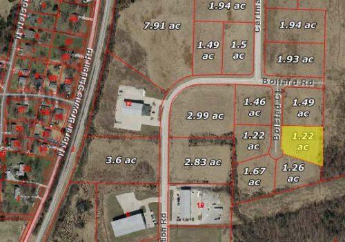 Ewing Industrial Lot 1-1.22 Acres