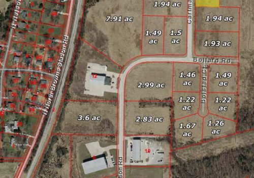 Ewing Industrial Lot 10-1.48 Acres