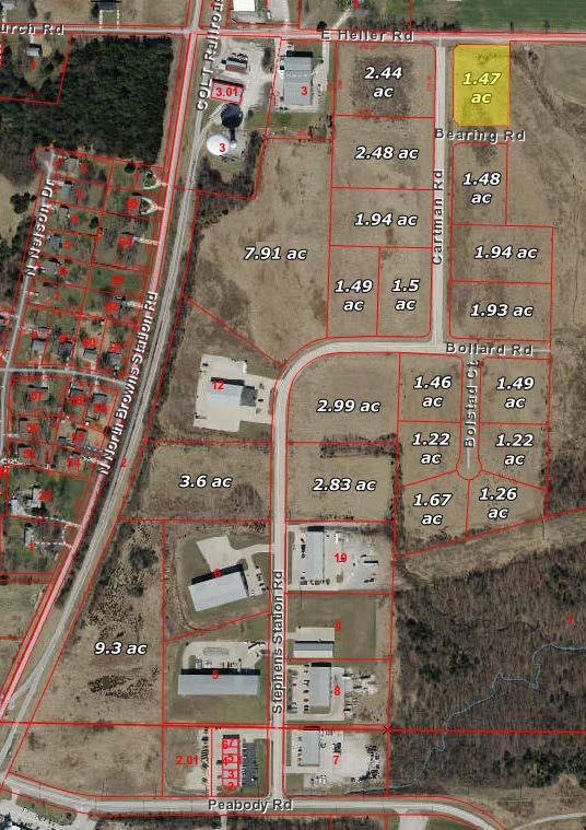 Ewing Industrial Lot 11-1.47 Acres