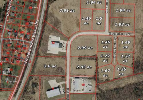 Ewing Industrial Lot 12-2.44 Acres