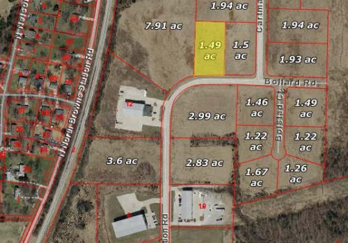 Ewing Industrial Lot 15-1.49 Acres