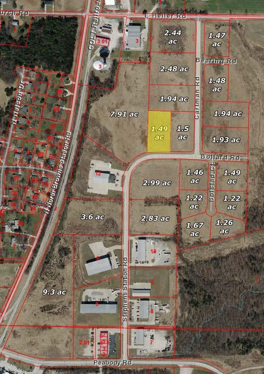 Ewing Industrial Lot 15-1.49 Acres