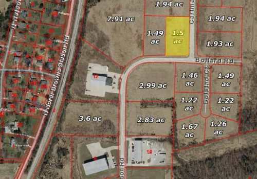 Ewing Industrial Lot 16-1.5 Acres