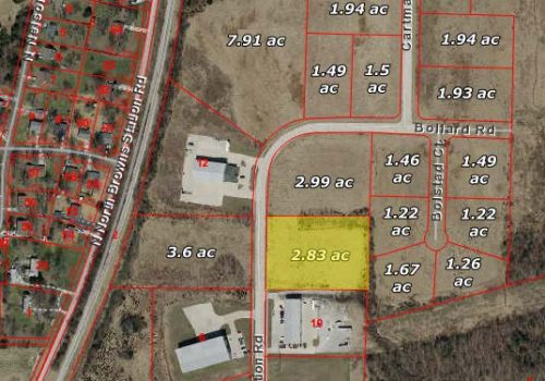 Ewing Industrial Lot 18-2.83 acres
