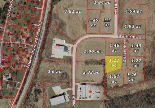 Ewing Industrial Lot 2-1.22 Acres