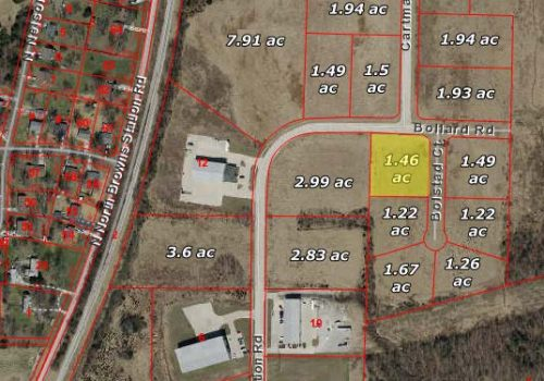 Ewing Industrial Lot 4-1.46 Acres