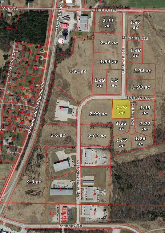 Ewing Industrial Lot 4-1.46 Acres