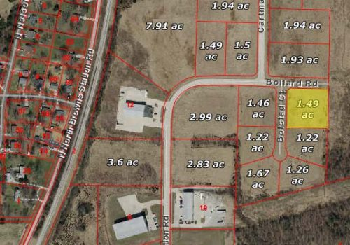 Ewing Industrial Lot 5-1.49 Acres