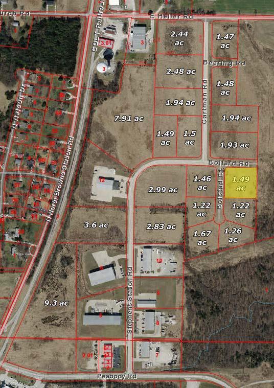 Ewing Industrial Lot 5-1.49 Acres