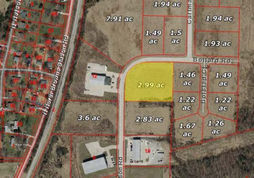 Ewing Industrial Lot 7-2.99 Acres