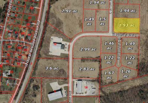Ewing Industrial Lot 8-1.93 Acres