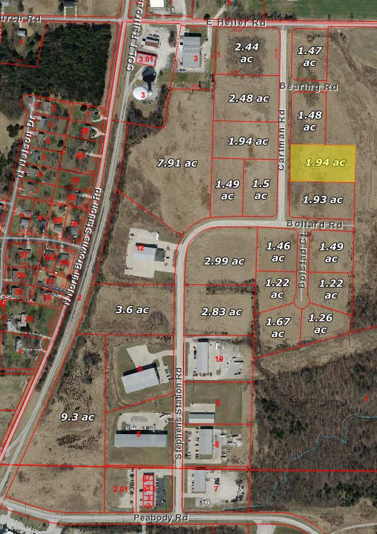 Ewing Industrial Lot 9-1.94 Acres