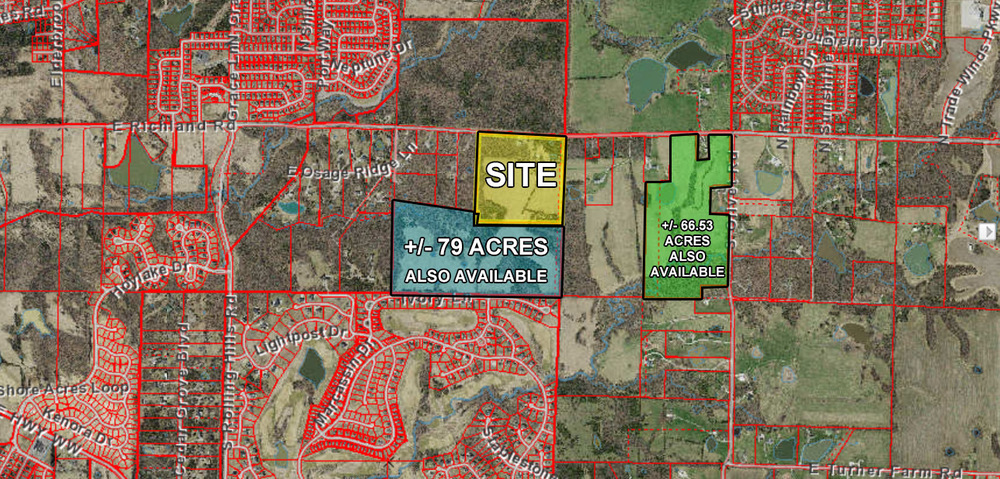 45 Acres Richland Road