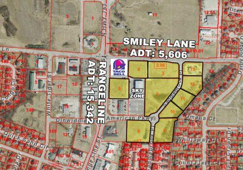 Rangeline Street & Smiley Lane Commercial Lots