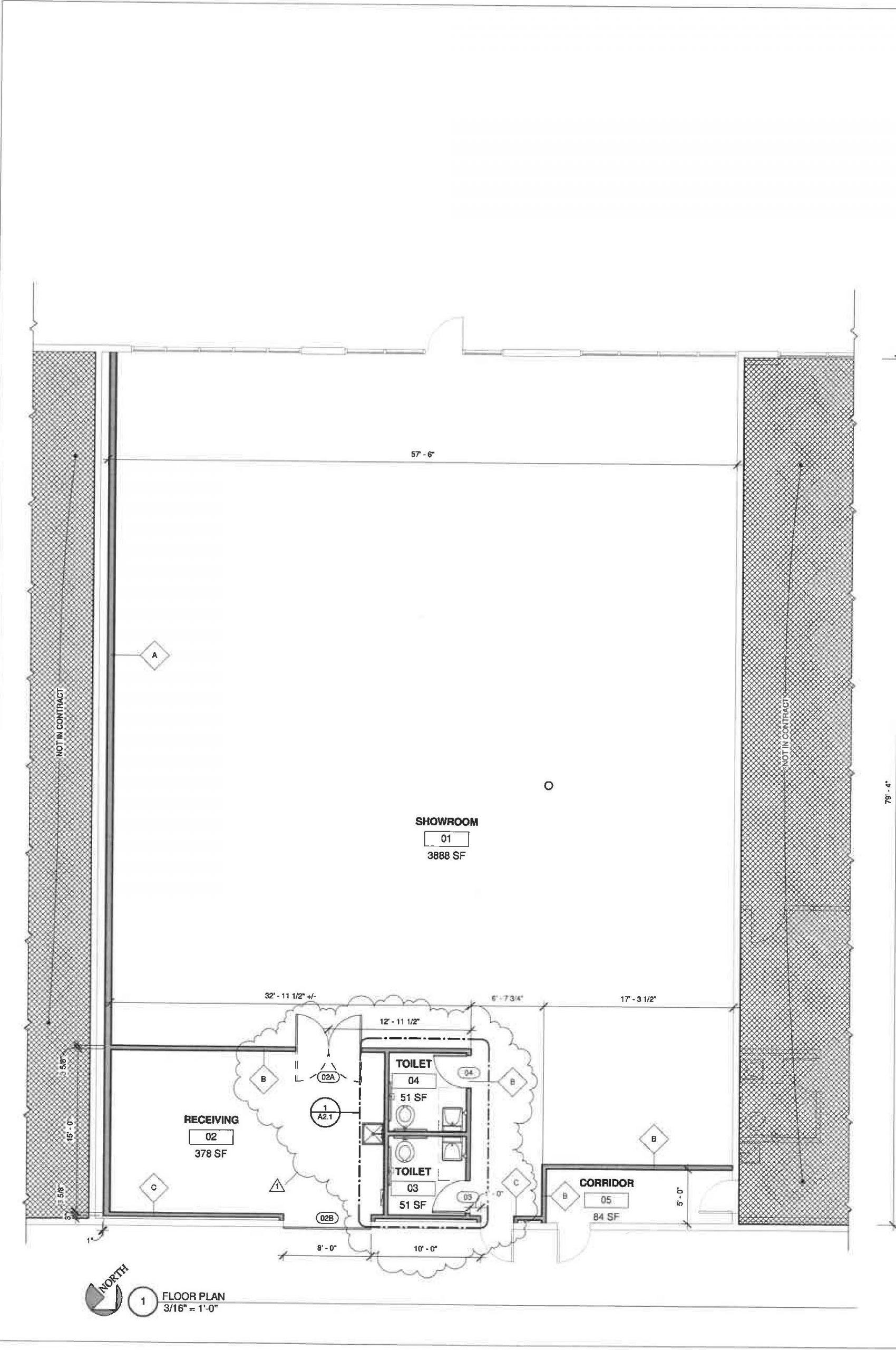 Prewitt's Point Unit 4-4,474 SF