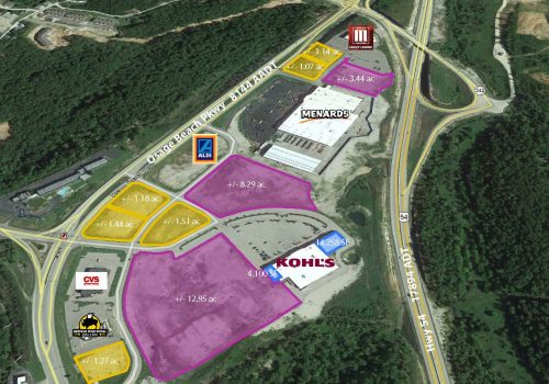 Eagles Landing Future Shops Lot 1
