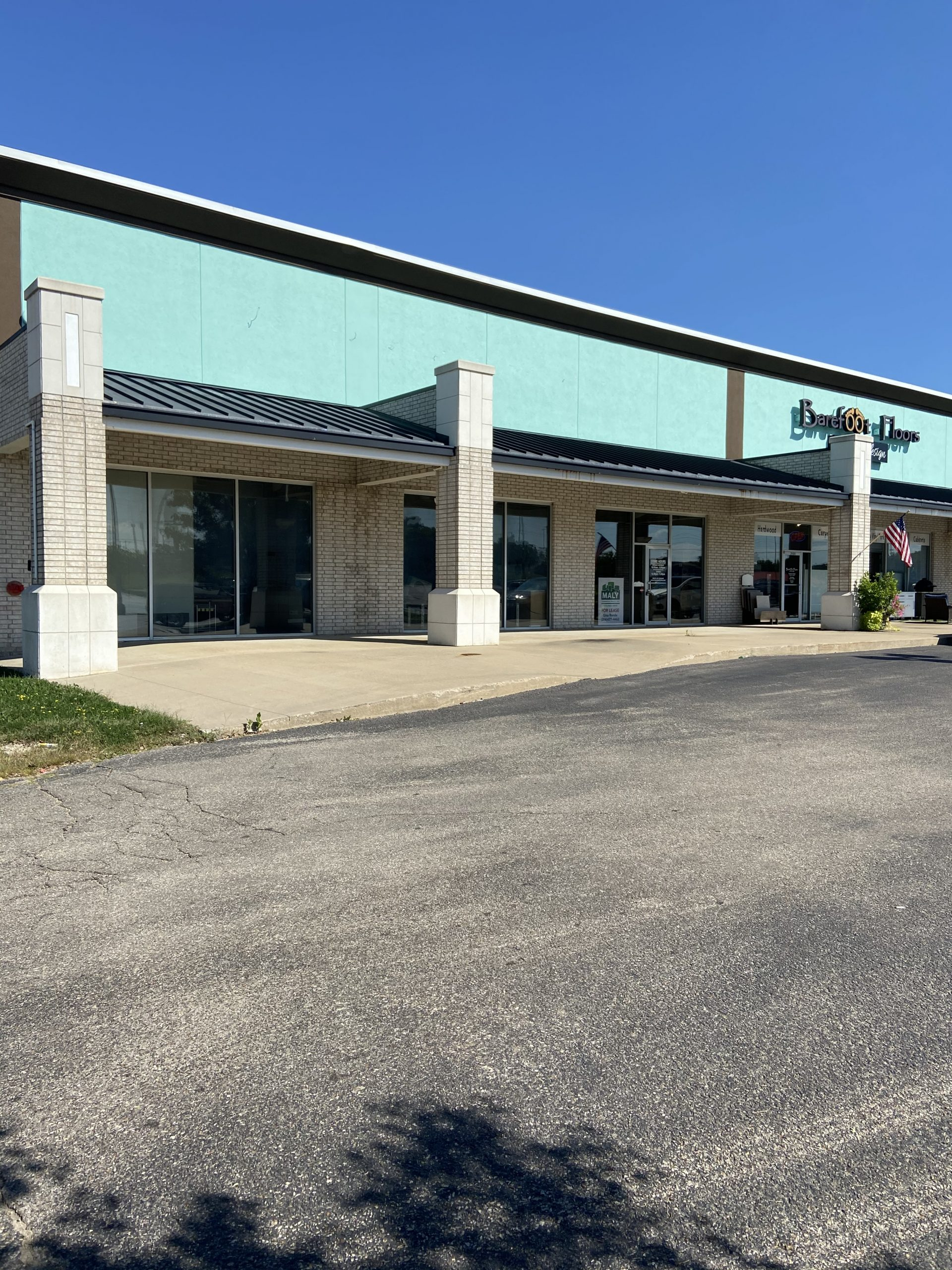 Prewitt's Point Unit 16-6,250 SF