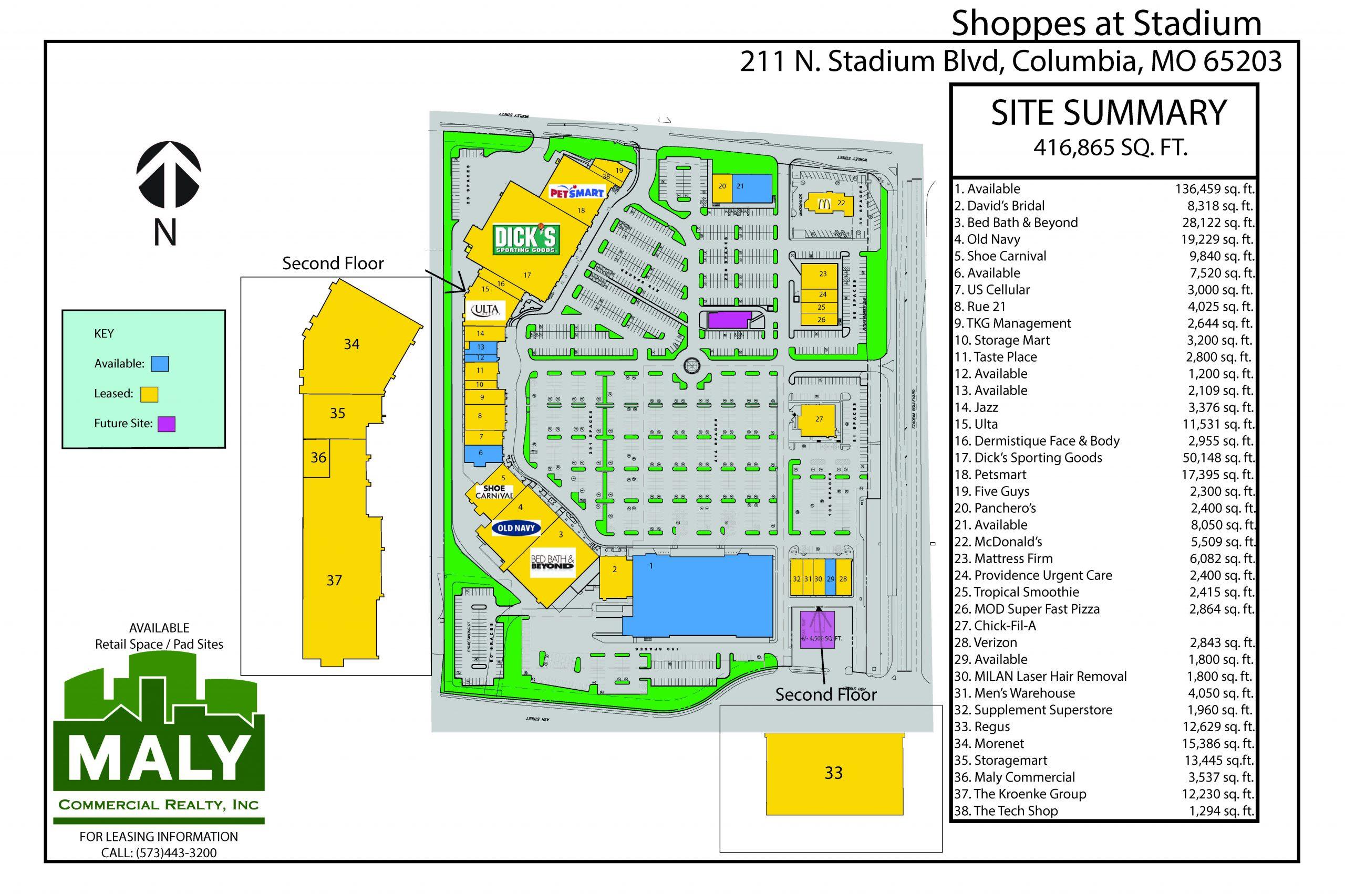 Shoppes At Stadium-Unit 29